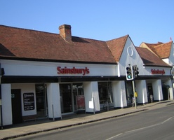 Sainsburys .. Supermarket
