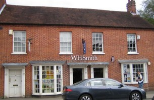 WH_Smith .. Stationers, Books, Magazines
